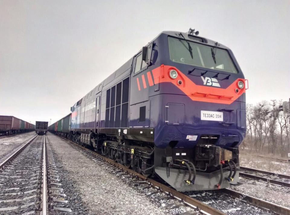 Укрзалізниця хоче збільшити парк локомотивів General Electric ще на 40 одиниць